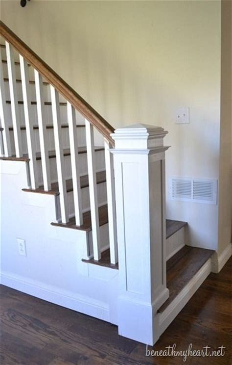 1000 ideas about newel posts on craftsman