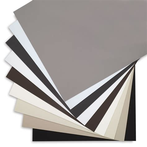 Photo Mat Board by Crescent Select Conservation Solids Matboard Blick Materials