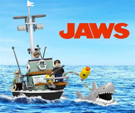 you re gonna need a bigger boat lego jaws items tagged jaws