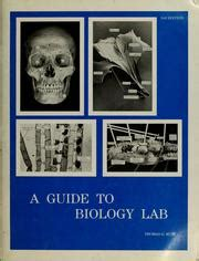 what is a guide to biology books a guide to biology lab 1983 edition open library