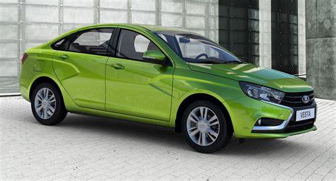 lada cars lada drops new gallery for vesta budget car 39 pics