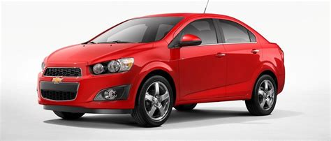 Chevy Sonic Ground Clearance by Used 2016 Chevrolet Sonic Sedan Review Ratings Edmunds