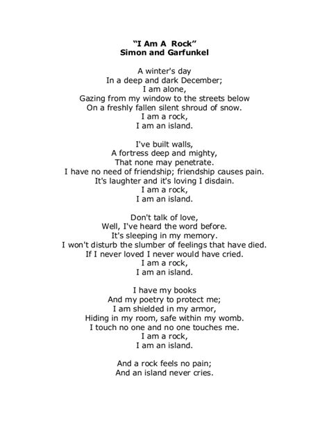 Lyrics Poem Song Essay by Exles Of Lyric Poems