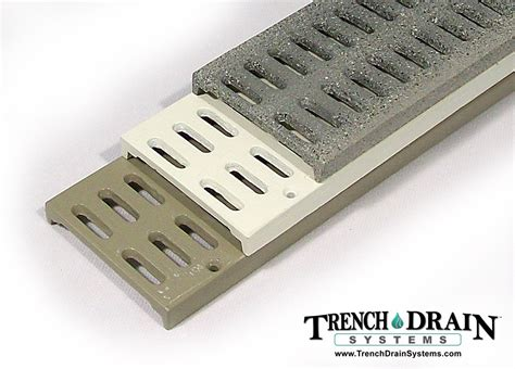 now available 3 kits with bronze aluminum grates