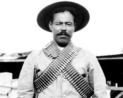 en la revolucion mexicana pancho villa biografia de pancho villa