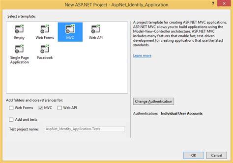 tutorial asp net oracle using entity framework implementation of asp net identity