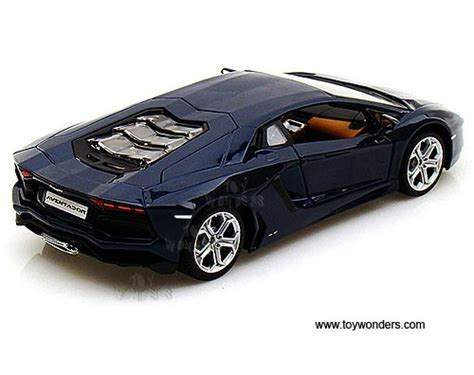 Model Car Lamborghini Aventador Lamborghini Aventador Lp700 4 Top 31210 1 24 Scale