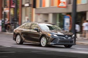 Toyota Camry Xe 2018 Toyota Camry Drive Review Motor Trend