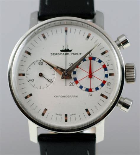 yacht watch found seaboard yacht chronograph omega forums