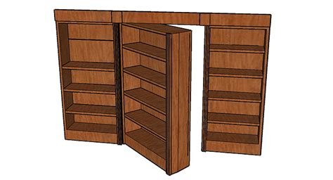 door hinges bookcase secret bookcase door hinge 187 woodworktips