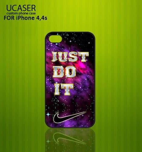Nike Just Do It Quote Iphone 7 nike just do it quotes photo on cover for iphone 4