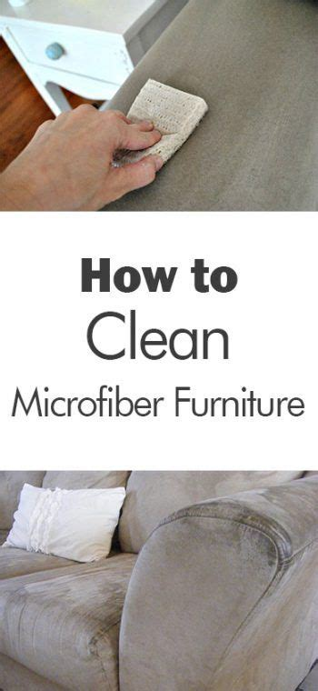 how can i clean microfiber couch best 20 cleaning upholstered furniture ideas on pinterest
