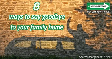 8 Ways To Get Your Family On The Fitness Wagon by Moving House 8 Ways To Say Goodbye To Your Family Home