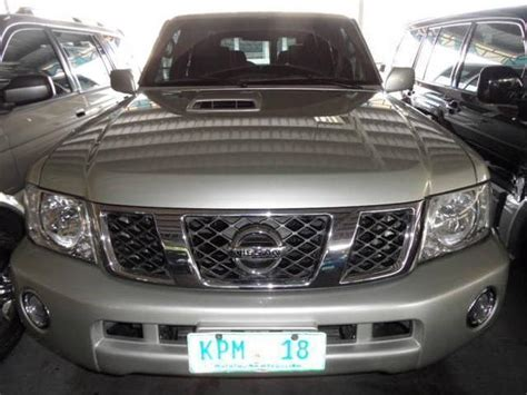 nissan safari 2014 nissan patrol super safari 2014