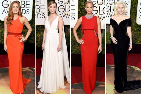 Lots Lots Of Golden Globe Carpet by Golden Globes 2016 Carpet Fashion