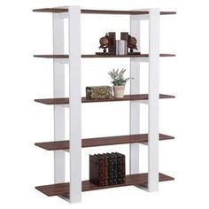 Bookcases Ideas Open Bookcases On Hayneedle Open Back White Open Back Bookcase