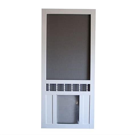 Exterior Door With Built In Screen Screen Door With Door Built In Screen Door Southport Screen Tight Pets