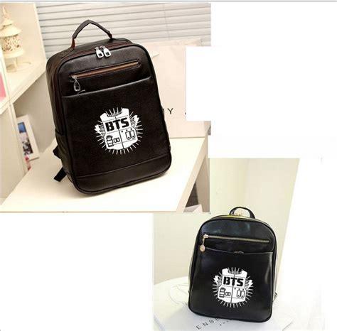 Backpack Btskpop bangtan boys kpop bts black bag kpop backpack new ebay