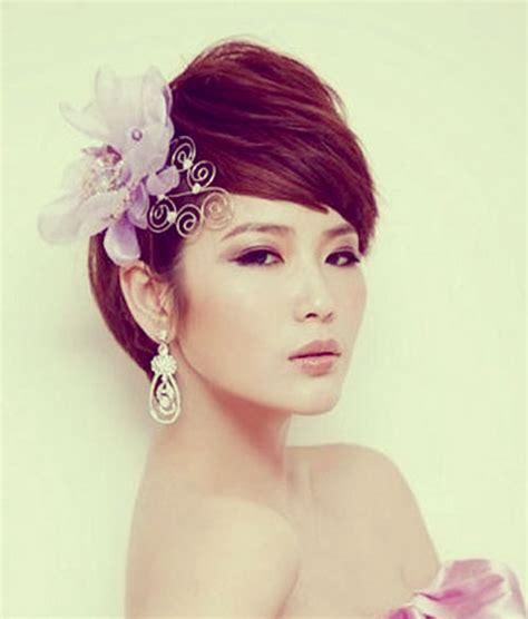 bridal hairstyles very short hair wedding hairstyles ideas for short hair short hairstyles