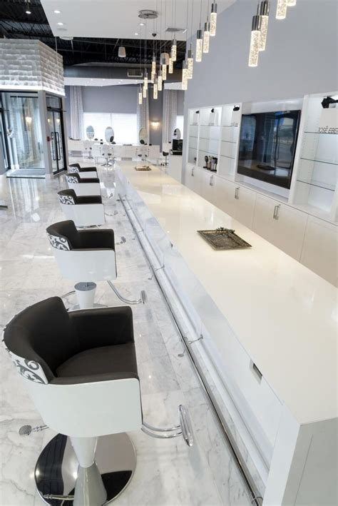 transformation salons new jerseyy6 rustic meets contemporary chic design at jos 233 eber salon