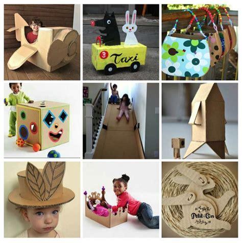 decoracion de cajas de carton reciclado manualidades cajas de cart 243 n de todito pinterest