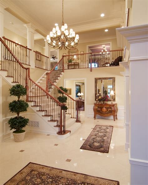 30 luxury foyer decorating and design ideas