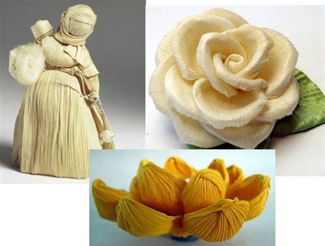 membuat kolase dari kulit jagung kerajinan dari bahan alam nusantara yang harus kamu tahu