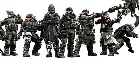 Mask Packs Novi killzone3 convoca 199 195 o para novo clan