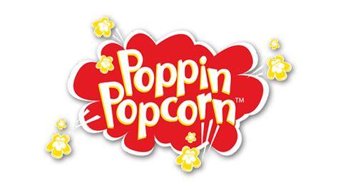 popcorn logo poppin popcorn labraid fundraising