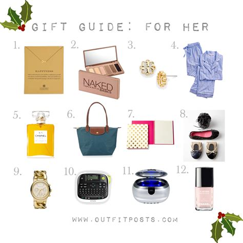 5 Gift Guide Posts To Blogstalk by Posts Gift Guide For Posts