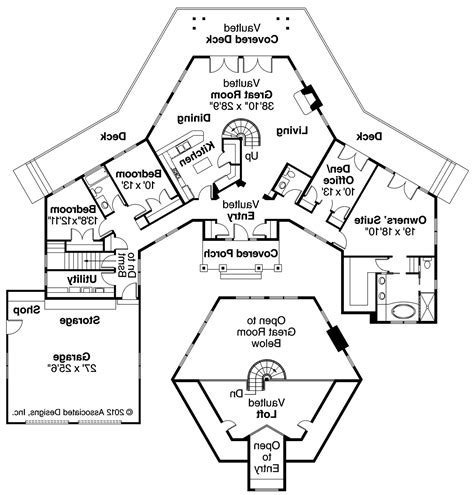 Hexagon Home Plans by Small Hexagon House Plans Small Hexagon House Plans