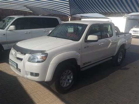 2008 white mazda bt 50 2 5 sle d cab r 134 950 for sale in