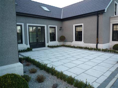 Patio Pavers Northern Ireland Featured Project Creggan Granite Ireland Creggan