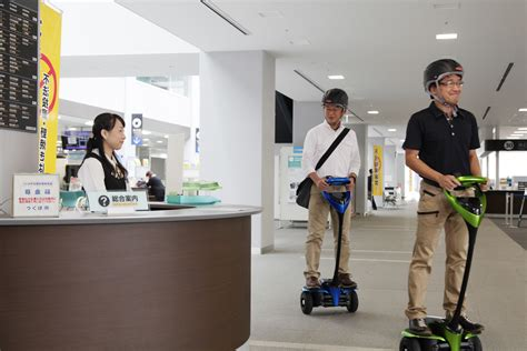 Toyota Winglet The Toyota Winglet The New Segway The News Wheel