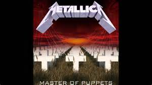 Master Of Puppets Metallica Master Of Puppets Remastered