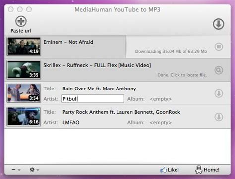download youtube mp3 no software download mediahuman youtube to mp3 converter portable v3