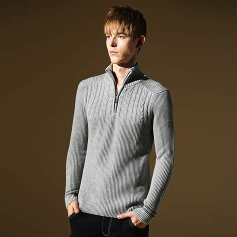 7 Winter Sweaters I by Mens Winter Sweaters Sleeve Thick Warm Solid Color