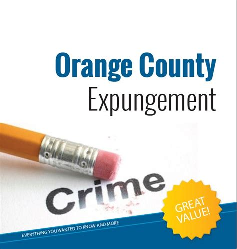 Misdemeanor Record Expunged Orange County Expungement Attorney Criminal Records In California