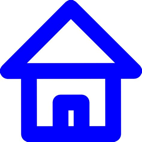 home icon 3 clip at clker vector clip