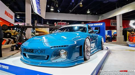 sema porsche 2016 top 13 tuner cars of sema 2016 idl design porsche 997