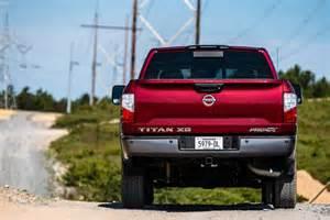 Cummins Powered Nissan Titan Bangshift 2016 Nissan Titan Xd Pro 4x