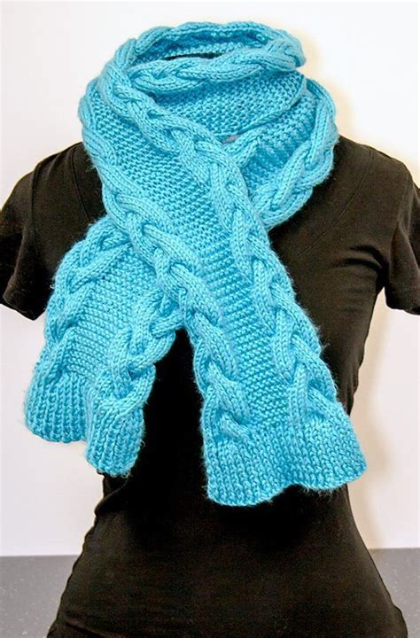 knitting pattern scarf cable easy 482 best scarf cowl knitting patterns images on