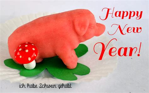 new year for the pig jennuine by rook no 17 marzipan pigs wishing you a