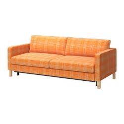 Orange Sofa Bed Living Room Furniture Sofas Coffee Tables Inspiration Ikea