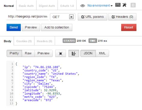 chrome postman awesome chrome extension for api http request debugging