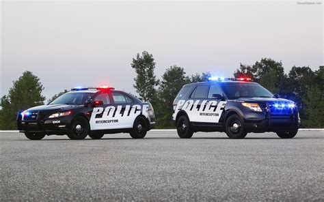 Ford Interceptor The Responsible Car by Ford Interceptor Utility Vehicle 2011 Widescreen