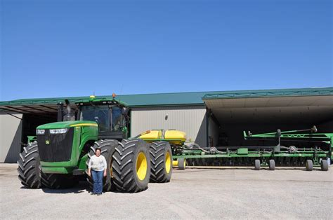 more illinois farmers are embracing high tech ag but is