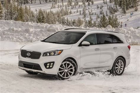 2016 Kia Sorento Specs 2016 Kia Sorento Review Ratings Specs Prices And