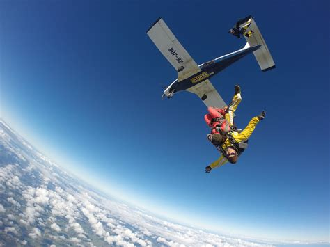sky dive skydive zone boi new zealand travel guide by stray
