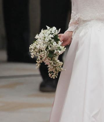 Wedding Bouquet Of Kate Middleton by 16 Things You Probably Didn T About William And Kate